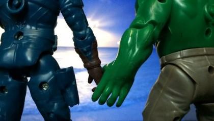 avengers hands