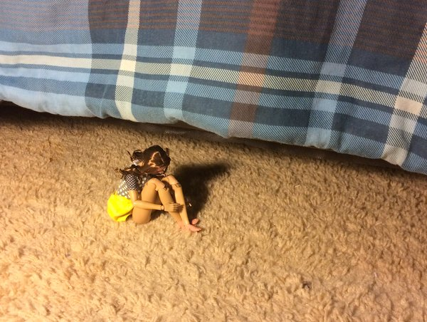 Plath bed 1