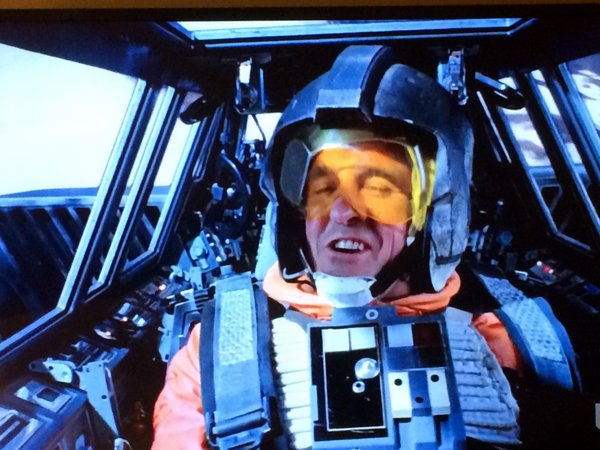 Chris Christie Star Wars