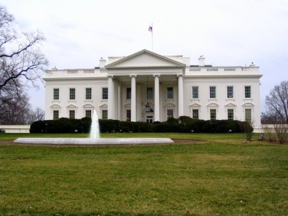 fuck surges as hilary and trump fall behind White_House