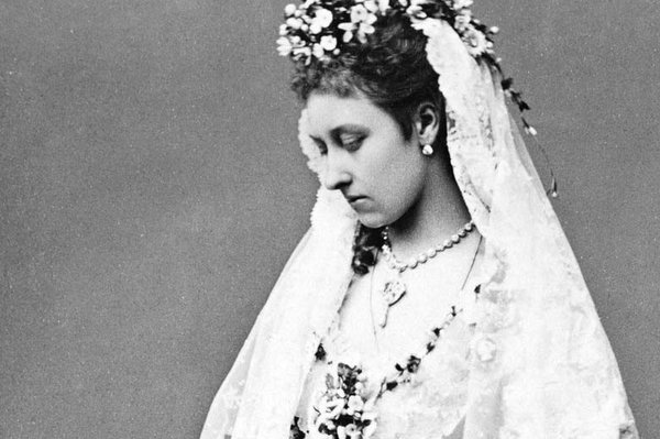 Dowry and Bride Price Calculator - Princess_Louise_in_her_wedding_dress - Copy2