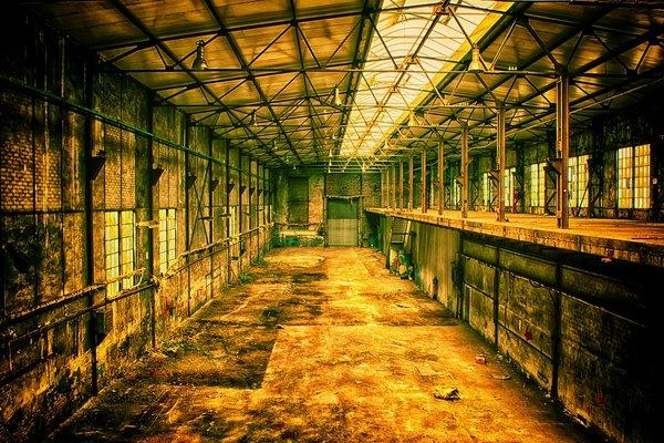 Factory Sweatshop