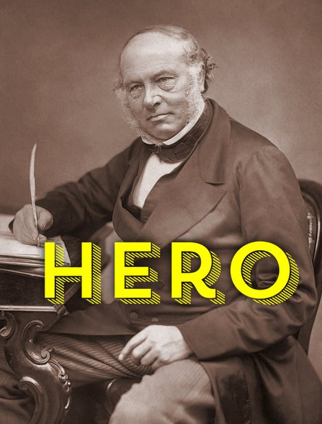 Rowland hill stamp
