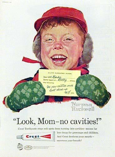 Norman Rockwell cavitites